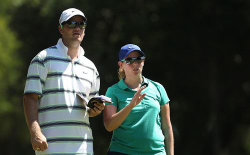 Buhai ready for SA Women's Masters hunt