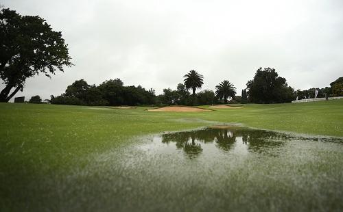 Rain washes out Sunshine Ladies Tour at Glendower