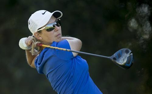 Buhai within four of LPGA Tour lead