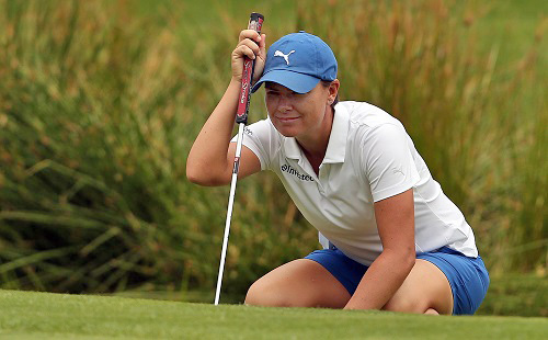 Pace plotting new path to Joburg Ladies Open victory