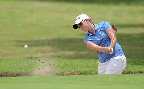 Buhai hits a high note at Joburg Ladies Open