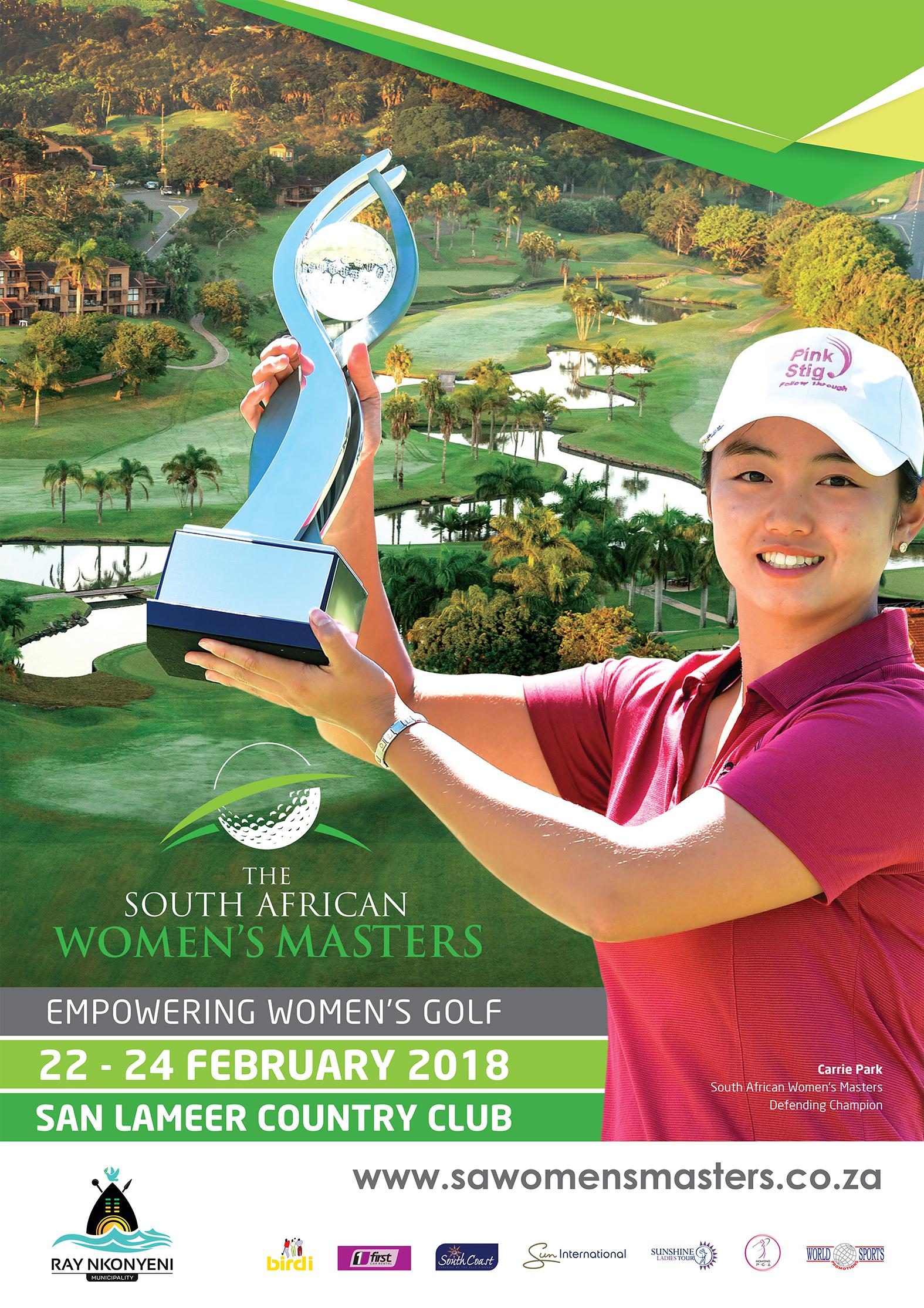 SA Women's Masters - San Lameer