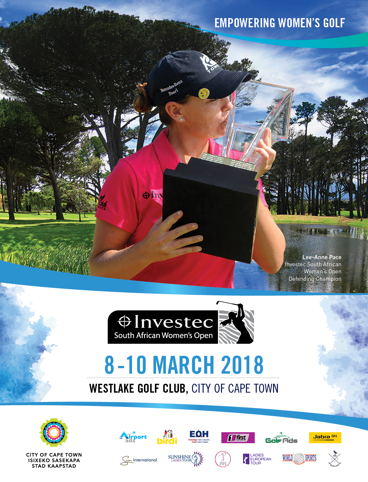 SA Women's Open - Westlake Golf Club, Cape Town