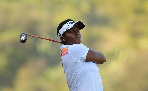 Dlamini sizzles at SuperSport Ladies Challenge