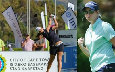 Buhai in pursuit at Investec SA Women's Open