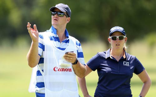 Buhai fires warning shot Canon Sunshine Tour Ladies Open