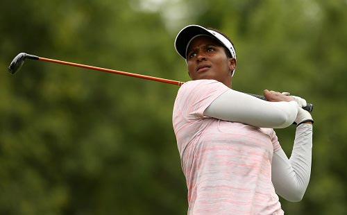 Dlamini eager to keep floodgates open at SA Women's Masters