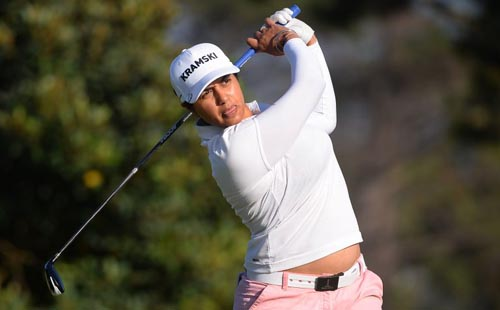 England's Matharu on top at Cape Town Ladies Open