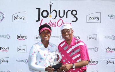 Double delight for Dlamini in Soweto