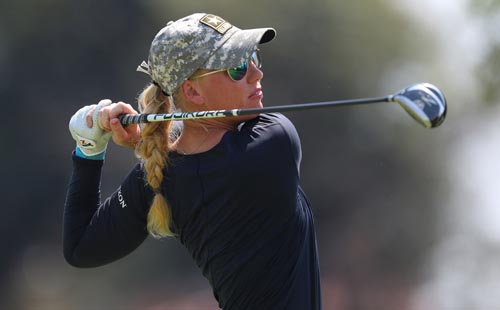 Vanova eyes maiden glory in Joburg Ladies Open