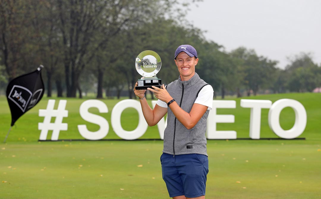 Smit claims emotional victory in Soweto