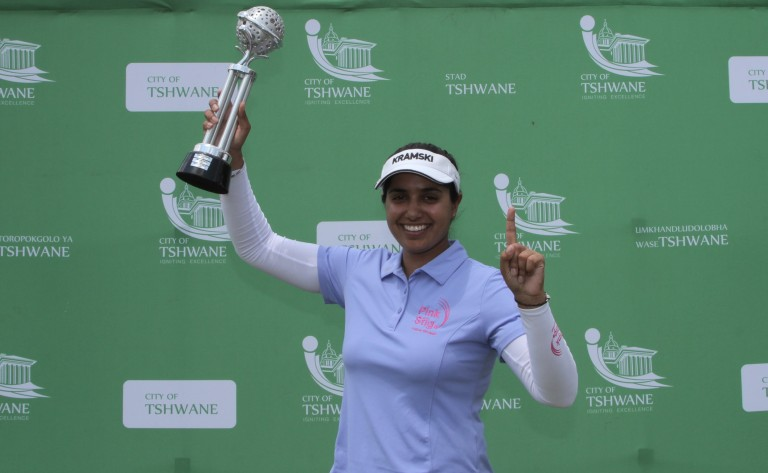 Mighty Matharu goes straight to top with Tshwane win