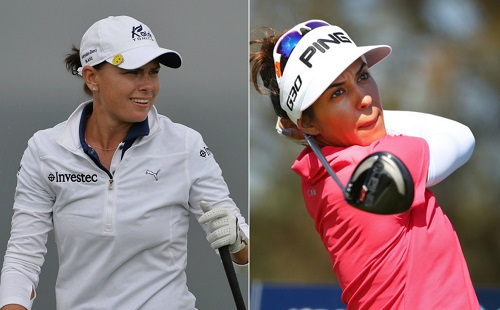 Mix outcome for SA pair at suspended ANA Inspiration