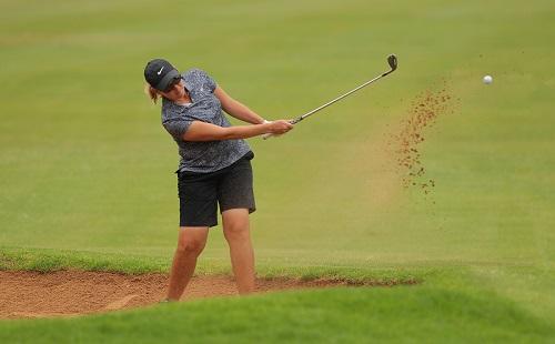 Yang leads, Buhai in pursuit at PGA