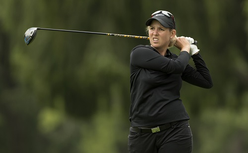 Buhai steady out the gates at British Women's Open