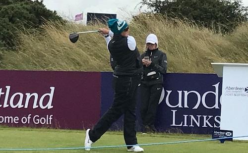 SA five make battling start in Scotland