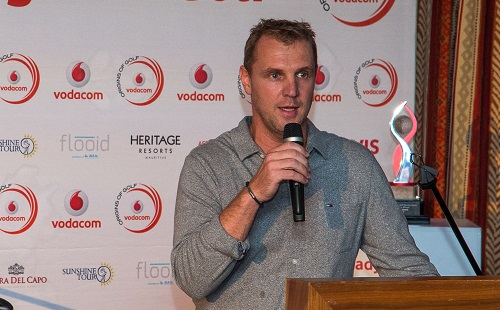 Abt appointed Deputy Commissioner of the Sunshine Tour