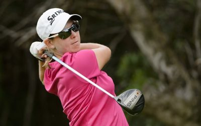 Buhai bolts clear in Investec SA Women's Open