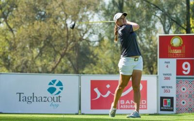 Garcia Gets off to Great Start in Morocco