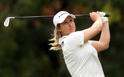 More to play in #InvestecSAWomensOpen