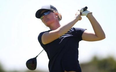 Two-way tie leads at windy Westlake