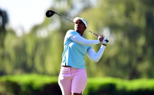 Dlamini jets to Jabra Ladies Classic lead