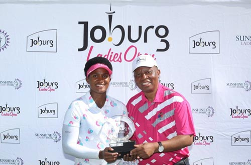 Double delight for Dlamini in Soweto