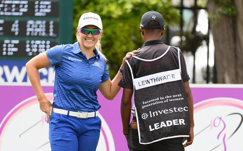 Former champs in pursuit at Dimension Data Ladies Pro-Am