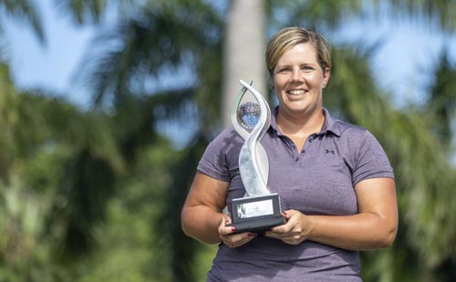 Turner wins SA Women's Masters on third playoff hole