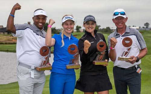 Double Canon Crown for Garcia at Serengeti