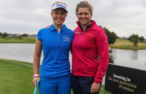 Scottish duo target sweet success in Soweto