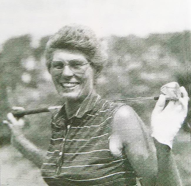 Jackie Mercer
