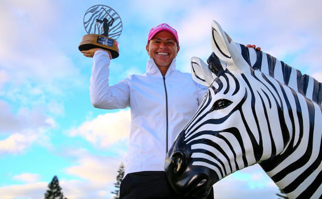 Historic 4th Investec South African Women's Open title for Perfect Pace